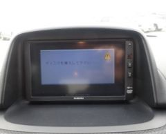 Subaru Forester DVD player