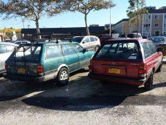 '94 Loyale 3AT 4WD wagon, '89 GL manual, dual-range 4WD touring wagon