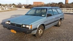 '87 DL 3AT FWD wagon, 29K original miles!