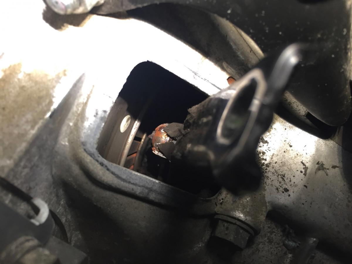 Forester Vs Outback >> Clutch pedal stuck to floor, not disengaging - 1990 to ...