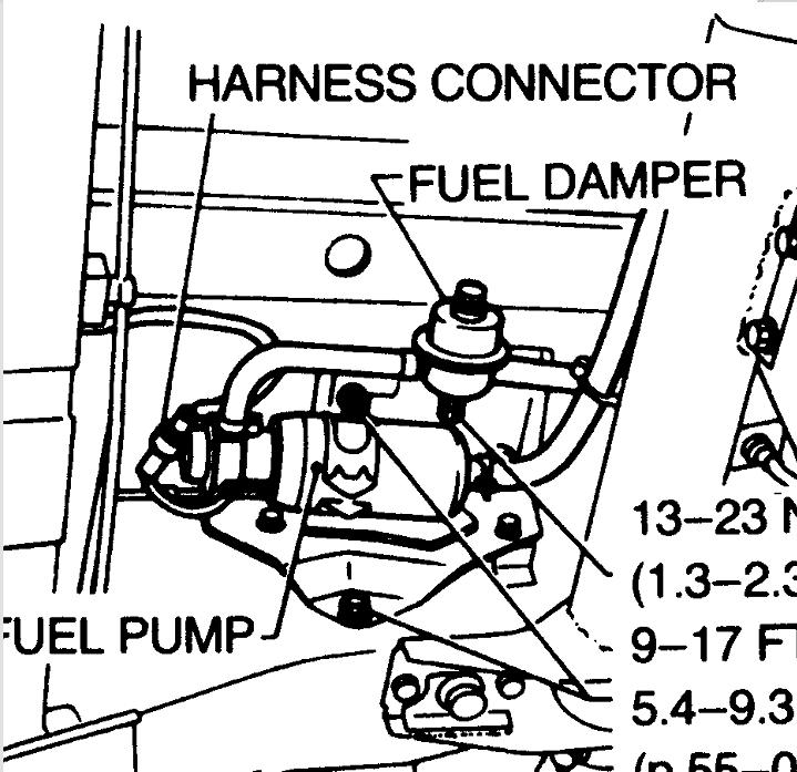 Cartoon Fuel Pump