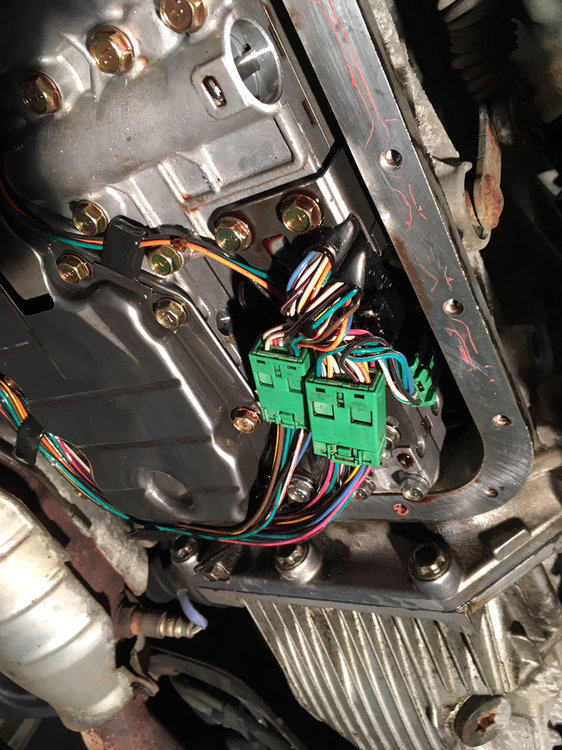 Home How To Replace Pressure Control Solenoid On Transmission