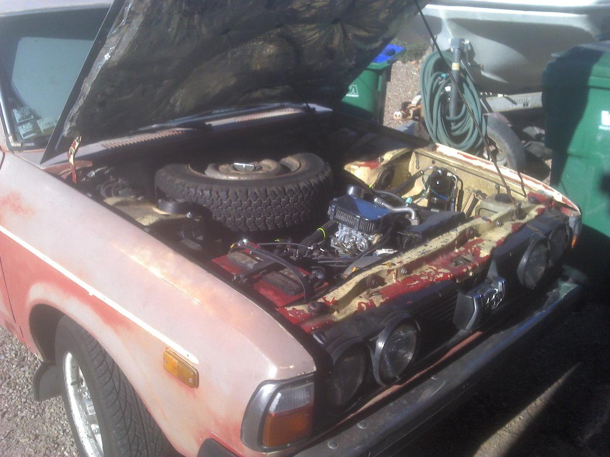 adding fuel injection to Ea71 1978 Brat - Subaru Retrofitting